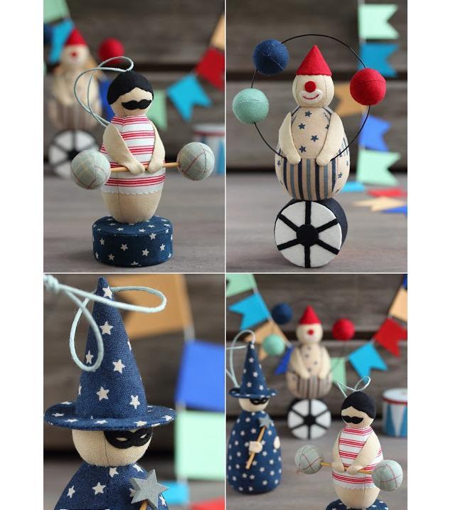 Игрушки на праздник своими руками