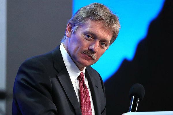 В Кремле ответили на заявление Тиллерсона о Крыме