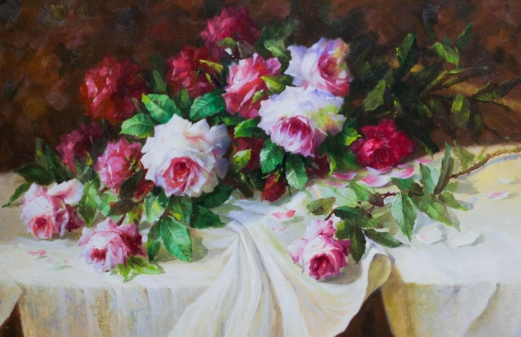 художник Савелий Камский картины – 10
