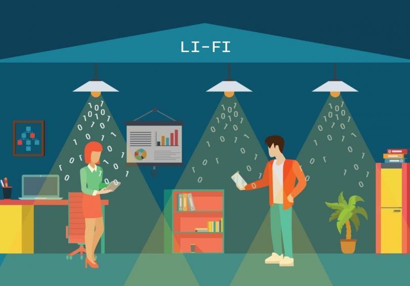Li-Fi — это будущее интернета?