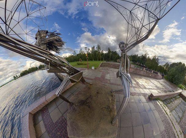 Памятник «Рыбаки»