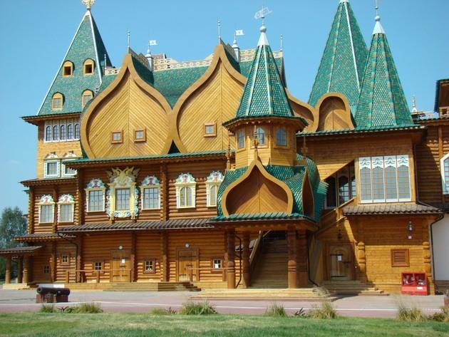 Коломенский дворец. Коломенское, Московская область