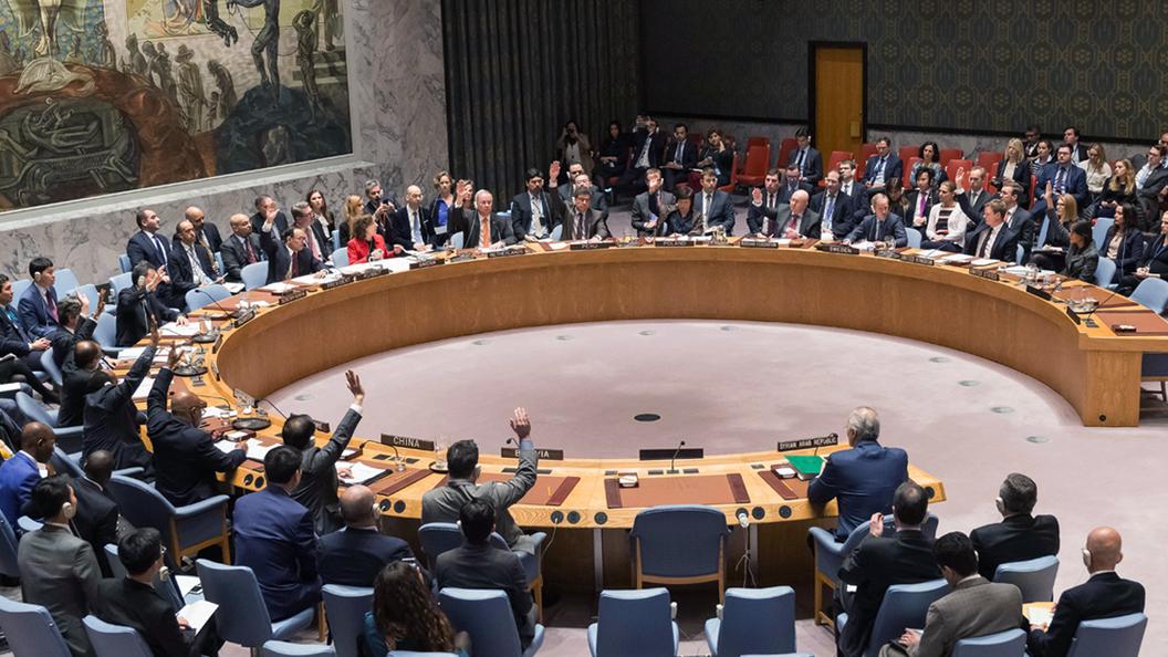 Генсек ООН расписался в бессилии: Совбез неуправляем, началась новая холодная война