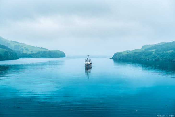 Остров Шикотан