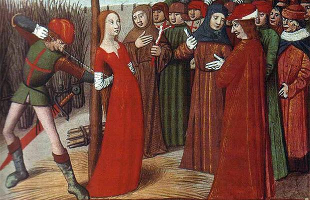 Умри, изменница! Как наказывали женщин за прелюбодеяние в разные времена