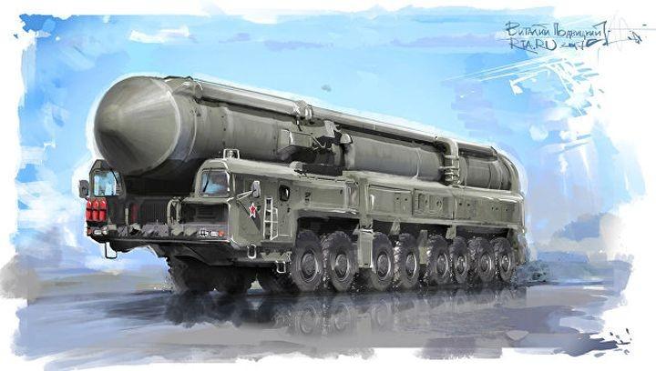 """Stratfor и """"Тополь-М"""" по-разному видят зону безопасности России"""