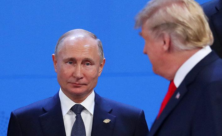 Безопасность США и Россия: в…