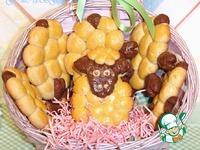 """Печенье """"Новогодние овечки"""" ингредиенты"""