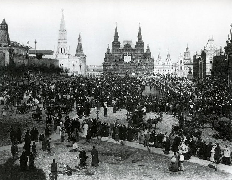 Московский Кремль. Часть 2. Успенский Собор...
