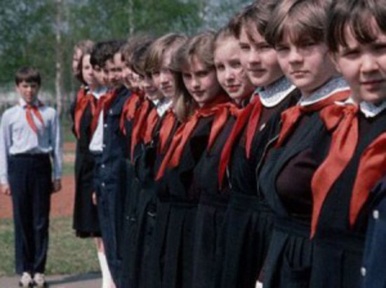 Аккаунты советских мальчишек и девчонок