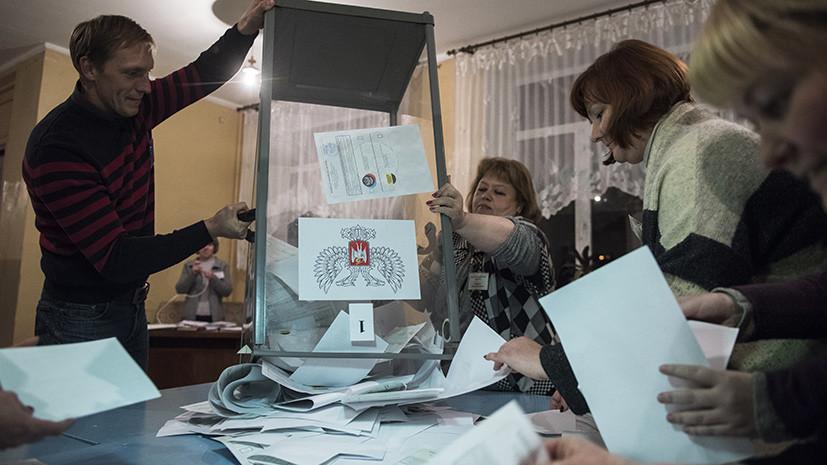 Путин ответил на критику выборов в Донбассе