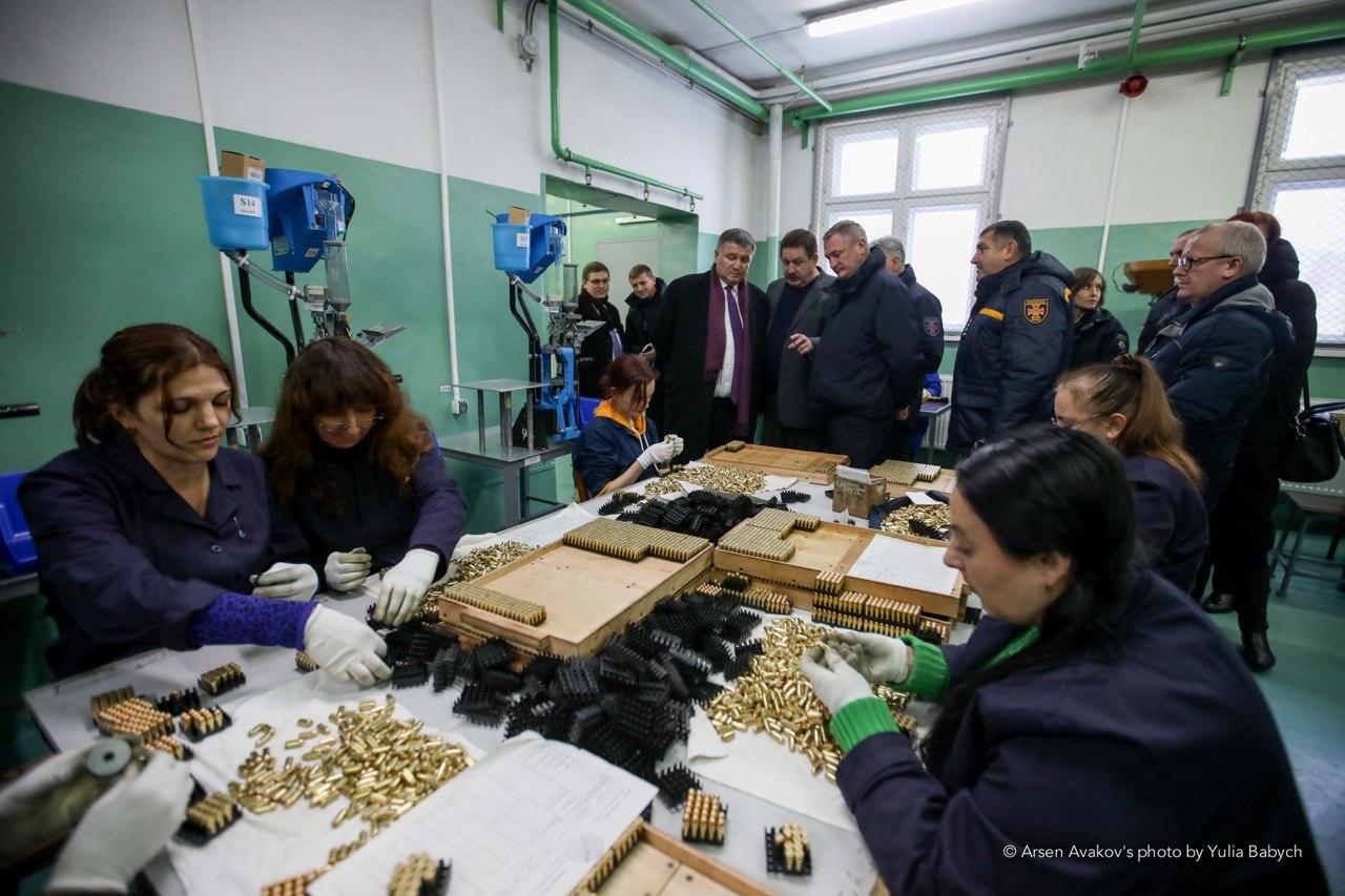 Украинское предприятие «Форт» в Виннице начало производство 9-мм пистолетных патронов