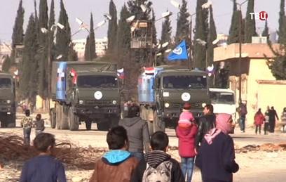 В Астане стартовал очередной раунд переговоров по Сирии