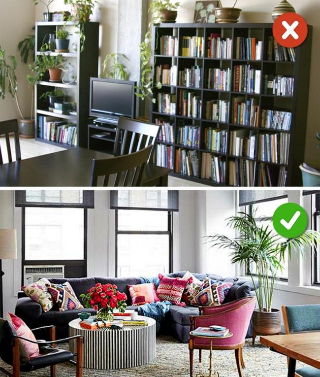 15 ошибок, которые мы допускаем в дизайне гостиной