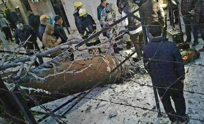 Сирия заявила, что снова сбила израильский самолет