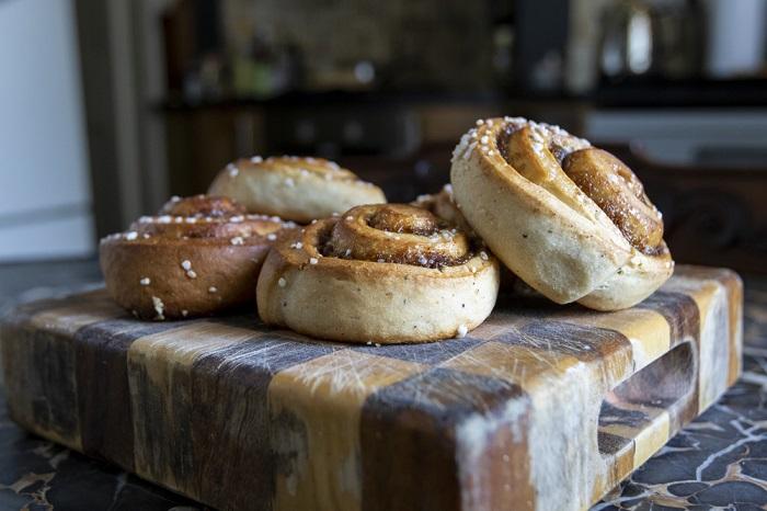 французские булочки быстро и вкусно