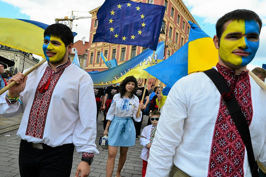 Украинские комплексы - призн…
