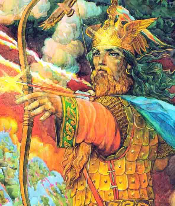 ЩУРОВ ДЕНЬ (Родогощь) и Зимний День Бога Перуна