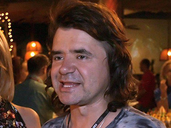 Евгений Осин находится в лечебнице для алкоголиков