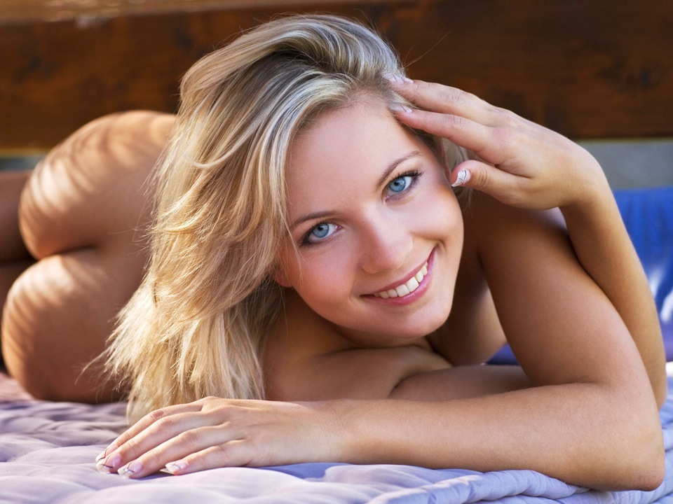Блондинки очень разные, но все они прекрасные...