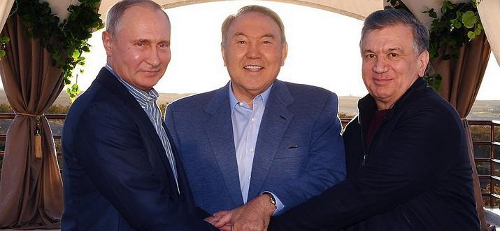 Курс России в Центральной Азии: между Ташкентом и Астаной