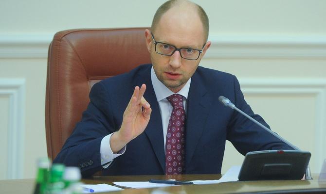 СМИ: Яценюк написал заявление об отставке
