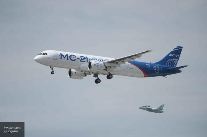 Русским самолетам - русские моторы: ОДК даст МС-21 новейшие ПД-14