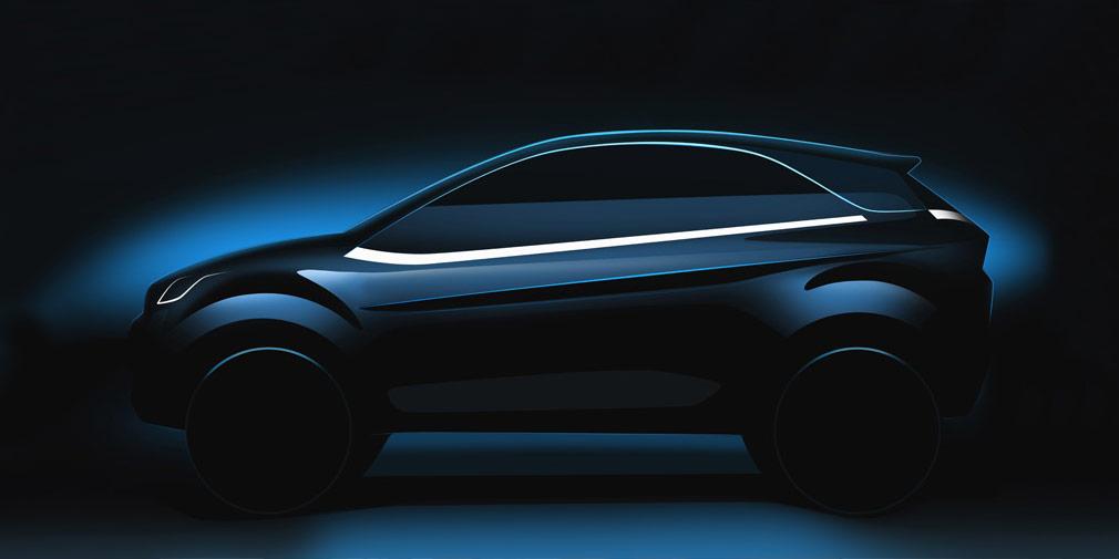 Tata выпустит конкурента Ford EcoSport