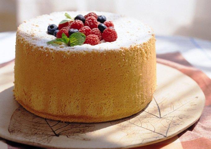 Бисквит простой и вкусный