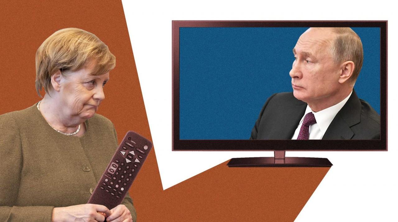 «Заигрались с США». Немецкий телеканал анонсировал показ критических фильмов в адрес Владимира Путина