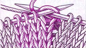 вязание норвежских узоров