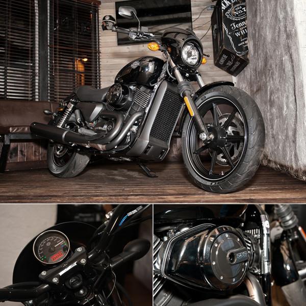 Street 750: самый маленький Harley приходит в Россию - Фото 4