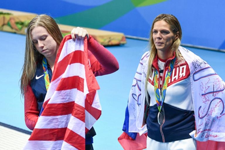 Олимпийский комитет США откроет Стену плача для обиженных спортсменов