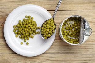 Самый постный продукт. Как найти качественный зелёный горошек?