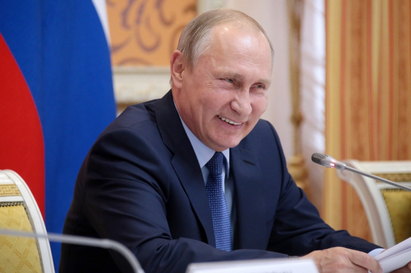 Выборы на Украине и паскудный характер Путина.