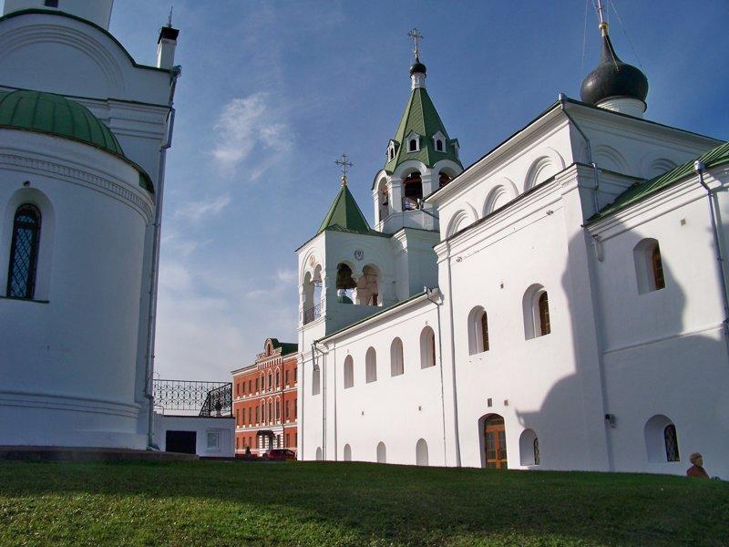 Такой же древний как и Киевская Лавра Города России, Илья Муромец, Муром, красивые места, пейзажи, путешествия, россия