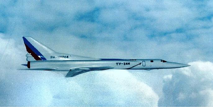 Богатые иностранцы попросили «Туполев» создать частный сверхзвуковой самолет