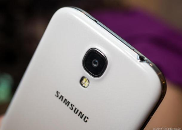 Samsung Galaxy S5 возможно будет иметь цельный металлический корпус