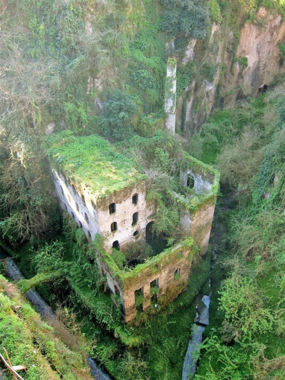 Красота руин