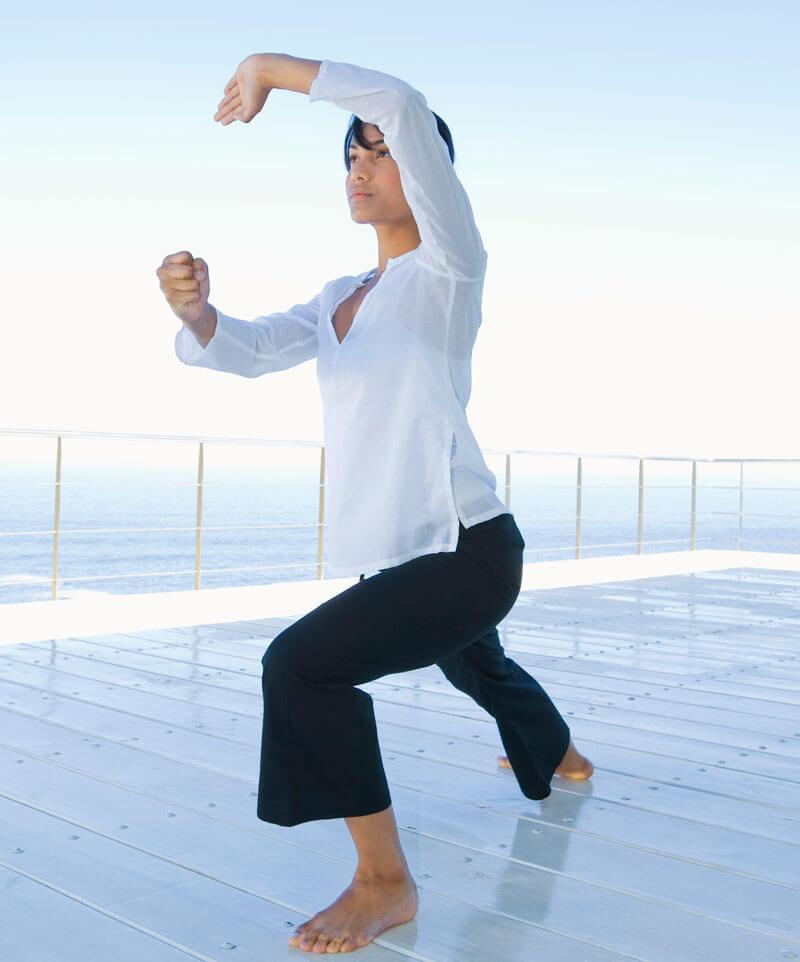 Омолаживающая гормональная гимнастика: всего 5 минут в день