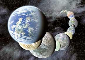 Телескоп «Кеплер» обнаружил две водных «суперземли» в созвездии Лебедя