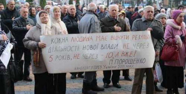 На Украине доскакались до оккупации, депопуляции, долгового закабаления
