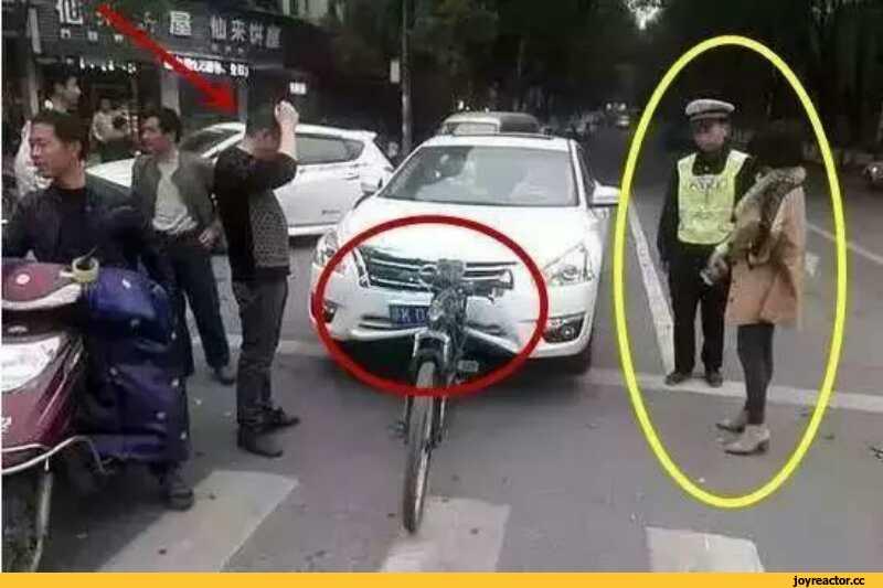 Велосипед как-то безопаснее