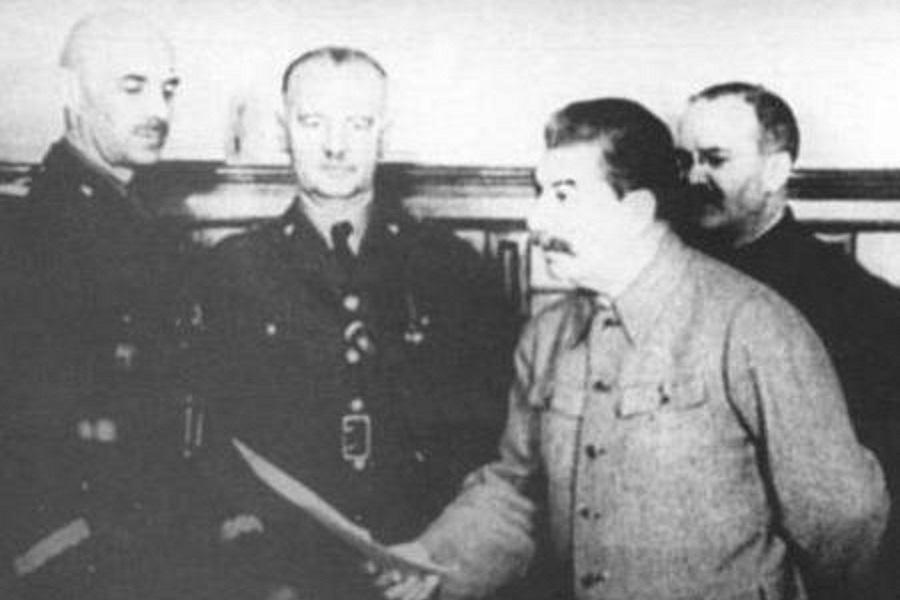 Как «кичливый лях» генерал Андерс пытался обмануть Сталина