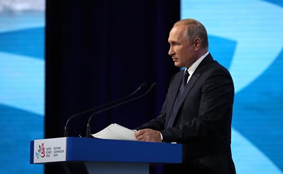 Путин высказался о критике в…