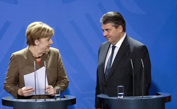 Правящая партия Германии хочет заменить Меркель вице-канцлером