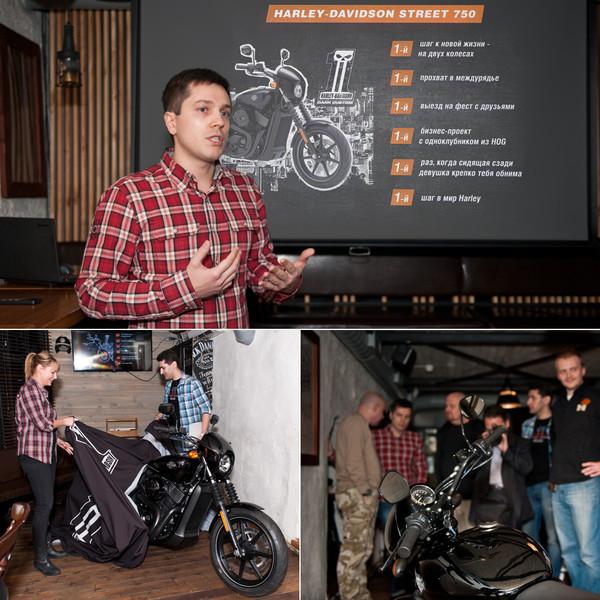 Street 750: самый маленький Harley приходит в Россию - Фото 2