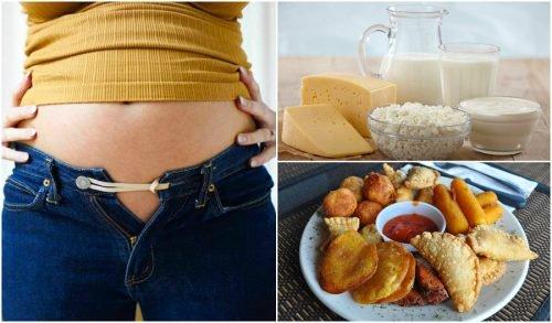 Вздутие живота: 7 продуктов, которые стоит избегать