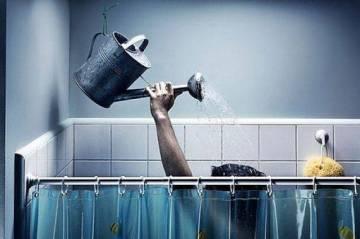 Почему мыться вредно для здоровья?