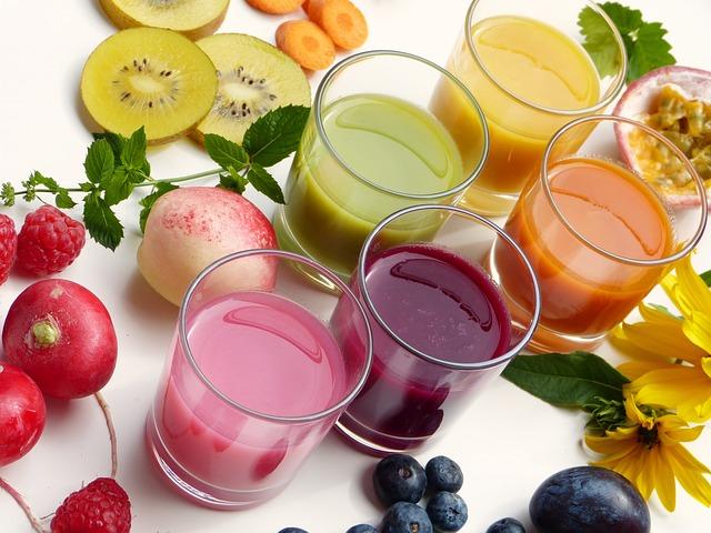 Преимущества вишневого сока